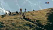 Le 20 heures du 31 août 2013 : L'ultra-trail : 168 km autour du Mont-Blanc - 1929.1345883789065