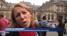 """""""Touchez pas à nos livret A"""" : le cri du cœur lancé dans les rues de Paris"""