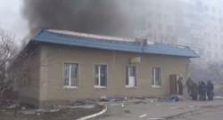 Ukraine : bombardements sur Marioupol, 24/1/15
