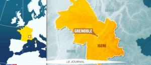 Une fusillade en plein Grenoble fait deux morts et un blessé
