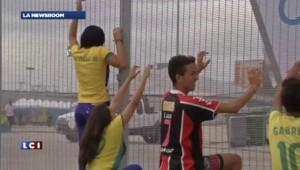 Brésil : les supporters y croient plus que jamais