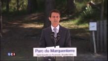 Candidature de Rebsamen à Dijon : Valls rappelle le principe de non-cumul des mandats
