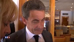 """Cinquièmes colonnes"" : ""Christian Estrosi a toute ma confiance"", affirme Nicolas Sarkozy"