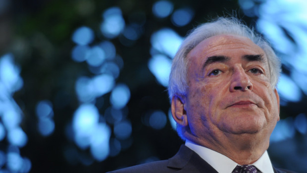 Dominique Strauss-Kahn DSK