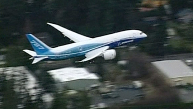 dreamliner Boeing