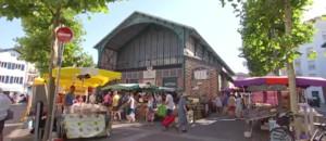 Jour de marché à Saint-Jean-de-Luz