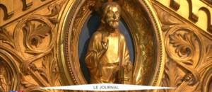L'église d'Argenteuil dévoile sa relique du Christ au public pour 3 semaines