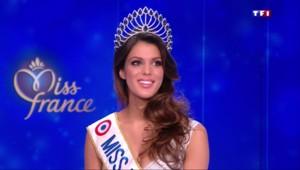 Miss France 2016 est l'invitée du JT de 13h de TF1