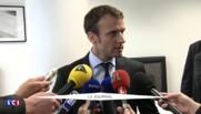 """Rattrapé par l'ISF, Macron s'explique : """"Je suis en conformité avec l'administration fiscale"""""""