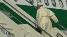 Vatican : le Pape quitte Rome une visite en Equateur