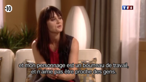 Interview de Robin Tunney - Mentalist