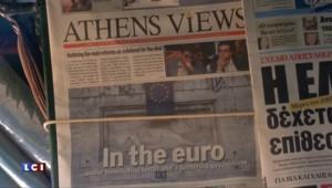 Crise de la Grèce : lundi crucial pour le pays et choc fiscal attendu
