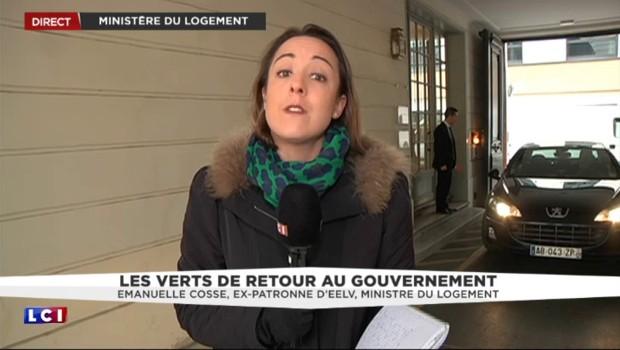 Emmanuelle Cosse, la nouvelle ministre du Logement qui divise