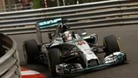 F1 2014 - GP de Monaco - Lewis Hamilton FP3