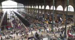 Le 20 heures du 21 septembre 2014 : Journ� du patrimoine : les petits secrets de la Gare du Nord - 2096.032084228516