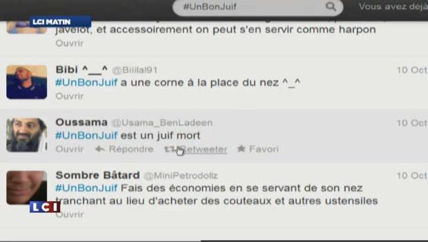 Les messages liés au hashtag #unbonjuif ont suscité l'émotion parmi la communauté juive.
