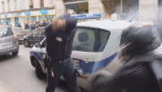 policier paris