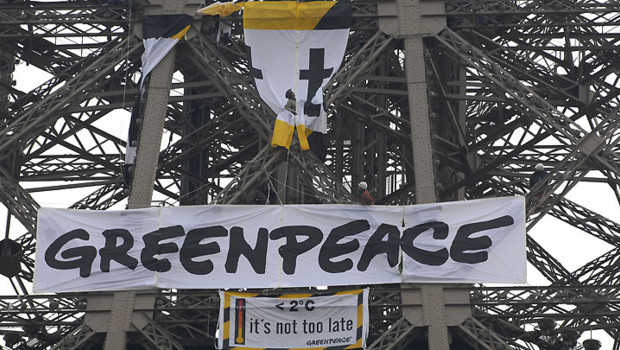 TF1-LCI climat Greenpeace