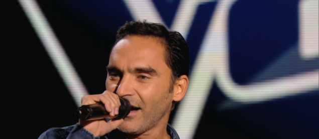 Akram Sedkaoui - The Voice 3