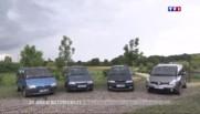 25 ans d'automobiles : de la berline au SUV