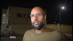 Libye: le fils préféré de Kadhafi n'a pas été capturé