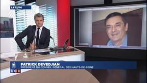 """Suppression éventuelle de 3 départements franciliens : """"tout ceci est improvisé"""""""