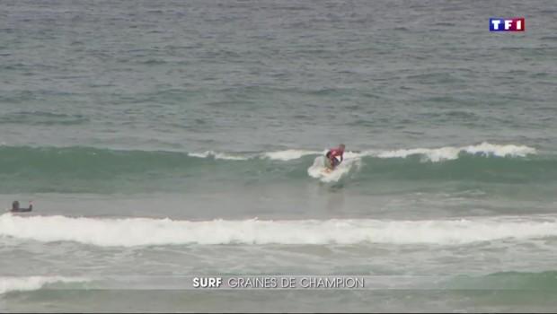 Surf : ils n'ont pas 14 ans mais tout de professionnels