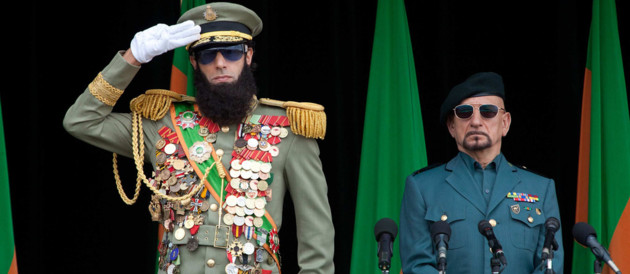 The Dictator de Larry Charles
