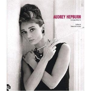 livre hommage audrey hepburn courrier mode