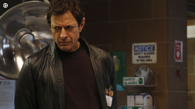 New York section criminelle saison 8 en DVD : Jeff Goldblum aux commandes