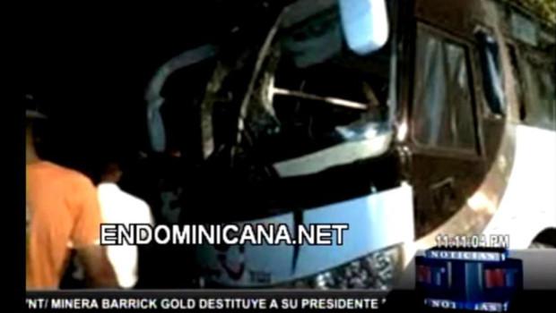 Accident car-train en République dominicaine le 8 juin 2012
