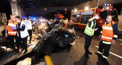 Accident de la route meurtrier dans le Val-de-Marne