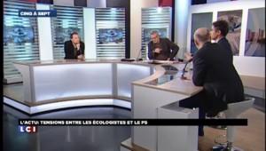 """""""Aucune ambiguïté"""" d'EELV sur Notre-Dame-des-Landes pour Denis Baupin"""