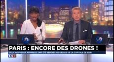 Deux drones aperçus à Paris et dans le Val-de-Marne