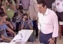 Grèce : Tsipras a voté à Athènes