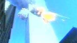 impact avion attentat usa