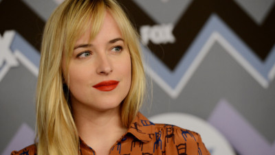 L'actrice américaine Dakota Johnson