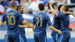 La France est mathématiquement assurée de terminer barragiste dans les qualifications du Mondial 2014.