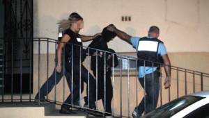 La mère de Fiona, disparue en mai à Clermont-Ferrand, placée en garde à vue le 24 septembre 2013.