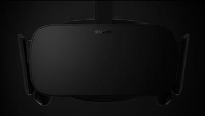 Le dernier modèle du casque de réalité virtuelle Oculus Rift