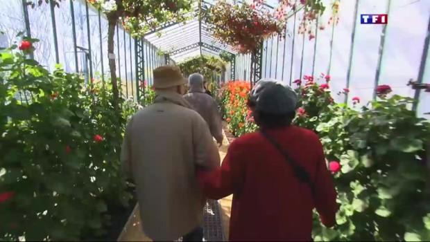 Le paradis floral de la royauté belge ouvert au public