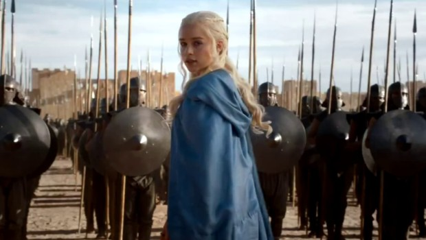Teaser The War série TV Game of Thrones saison 3
