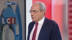 Bernard Debré, député UMP de Paris sur LCI.