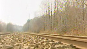 chemin de fer bombe azf