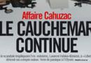 Détail de la Une de Libération du 8 avril 2013