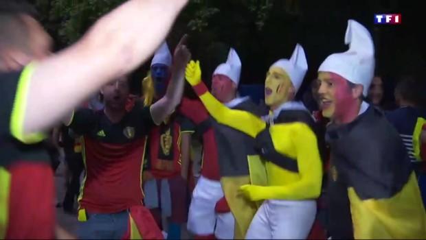 Euro 2016 : triomphante Belgique