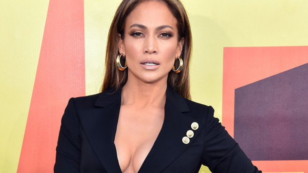 Jennifer Lopez aux MTV Movie Awards