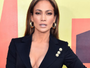 Jennifer Lopez aux MTV Movie Awards