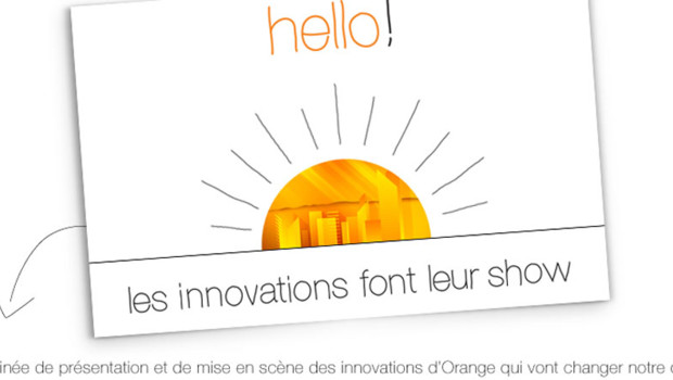 L'invitation d'Orange