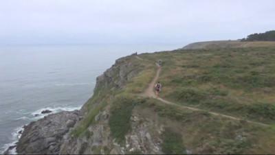 Le 20 heures du 21 septembre 2014 : Belle Ile en trail, une course en pleine nature - 2335.854